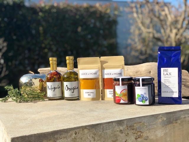 cabazes gourmet, prendas gourmet e cabazes de natal empresas personalizados e luxuosos juice at home