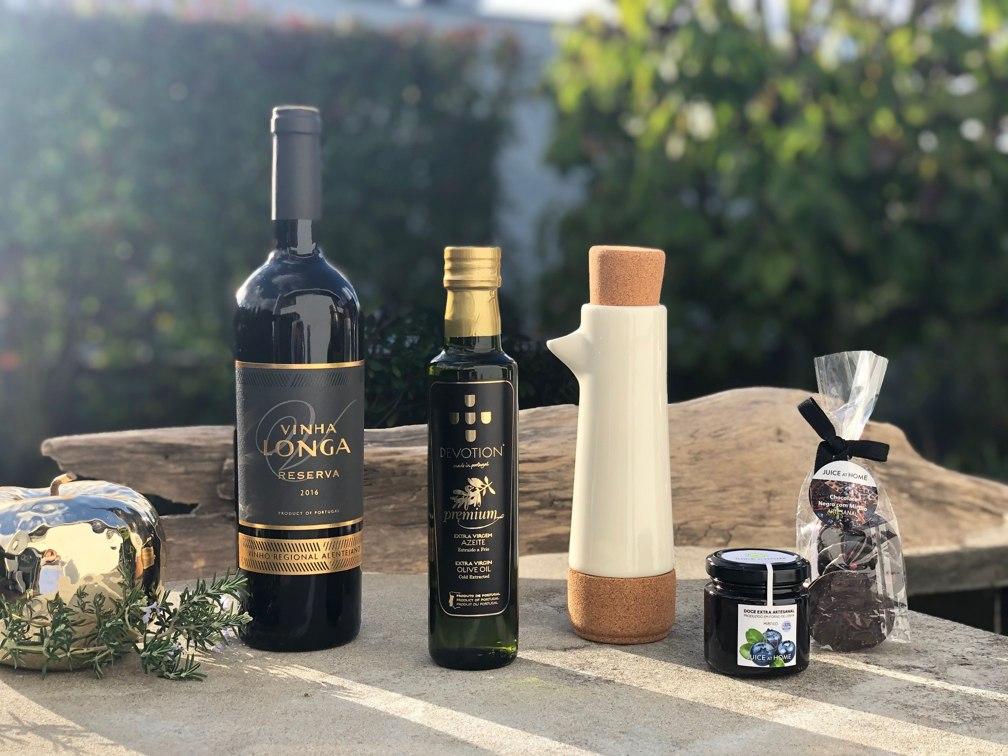 cabazes gourmet personalizados e luxuosos juice at home giftbox diamond