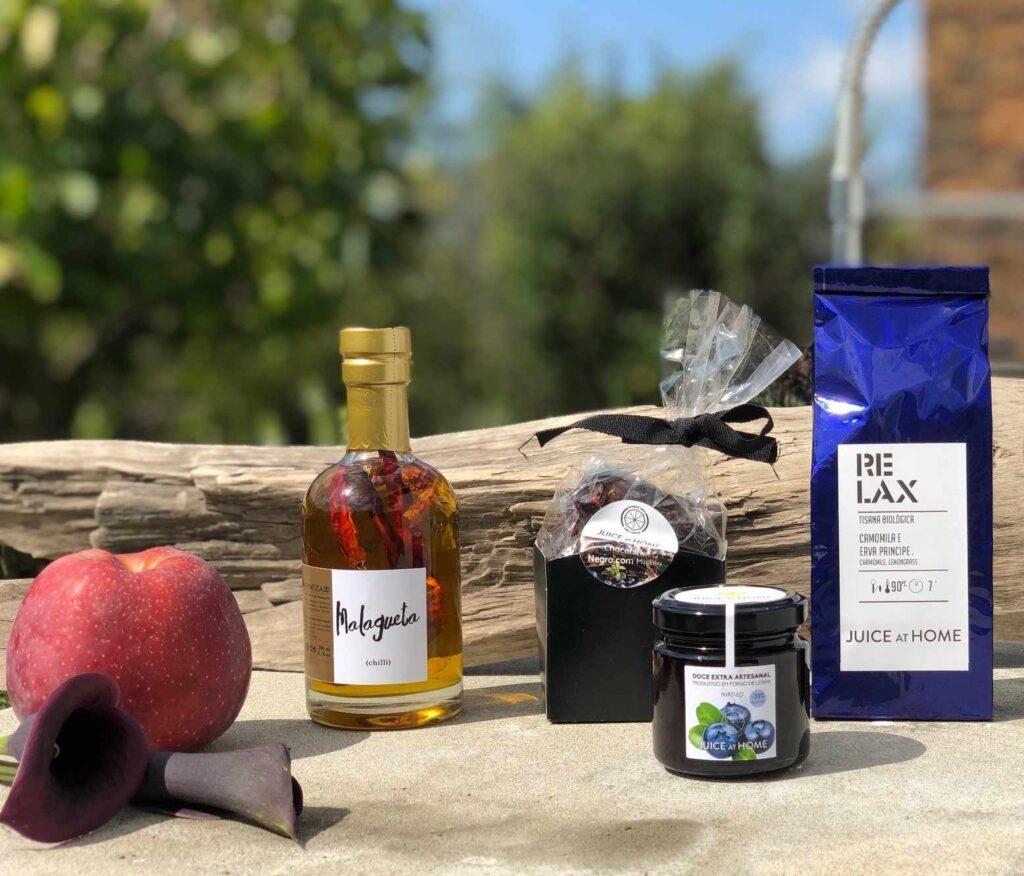 cabazes gourmet e giftbox mimos gourmet juice at home