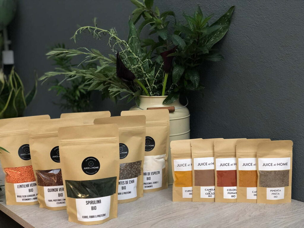 superalimentos biologicos receitas saudaveis sublime vegetal Juice at Home