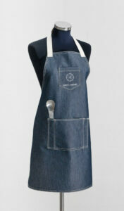 Avental Jeans Denim